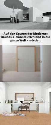 Auf den Spuren der Moderne: Bauhaus – von Deutschland in die ganze Welt – n-tv.d…