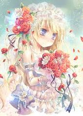 Photo of Pictures on request anime girls in dresses