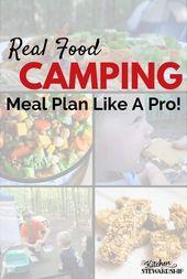 Vous cherchez des recettes de cuisine faciles et réelles pour le camping? Voici un excellent moyen de camping …   – Road trip