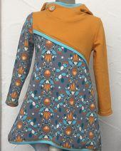 Neuigkeiten für den Shop: #issy Herbst / Winterkleid von #feefeefashion. Aus dem Traum … – Nähen: For Girls