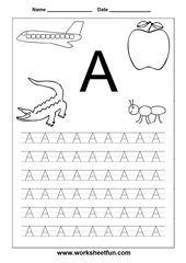 4 Worksheet Free Preschool Kindergarten Worksheets Letters Alphabet Word Search Letter Worksh…