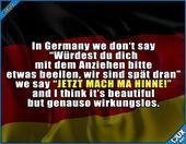 Leider bringt beides nix #deutschland #deutschland schöne # lustige bilder # witz #wi   – Witziges