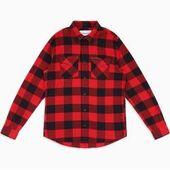 Calvin Klein geruite flanellen westernhemd L Calvin Klein Calvin Klein   – Products