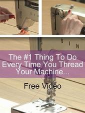Easy methods to Use a Stitching Machine – Three Should-Know Methods