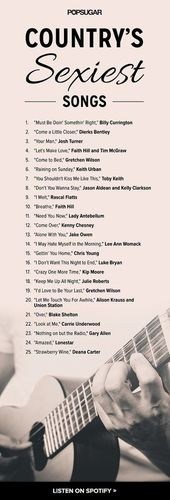30 Sexy Country Songs For Doin' It Cowgirl Style – AnLaJa