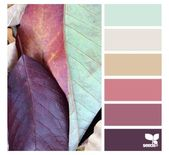 autumn spectrum (design seeds) | Shabby Chic Color Palette Colour Schemes | Shabby Chic Color…