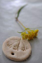 Verzierungen aus duftendem Salzteig. – #teig #ornamente …