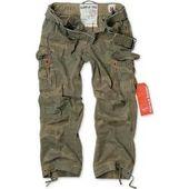 John Doe Cargo Regular Xtm Pant Camouflage Multicolor 36 John DoeJohn Doe