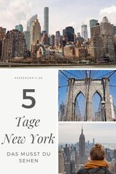 My Insider Tips for 5 Days New York City (Manhattan & Brooklyn)