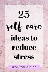 Self Care Concepts for When You Really feel Pressured Out