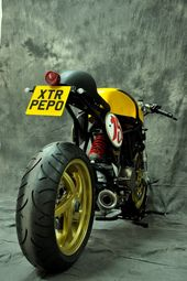 Ducati 750ss By Xtr Pepo Ducati Cafe Racer Motorcycle Ducati 750ss