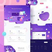 Plantilla web – # WebDesign90s #WebDesignApp #WebDesignHotel   – Web Design