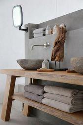 45+ atemberaubende skandinavische Badezimmerideen, die Sie absolut lieben werden