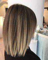 50 meilleurs modèles de cheveux féminins 2019 P2