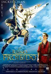 O Reino Proibido Rob Minkoff 2008 Filmes Jackie Chan The