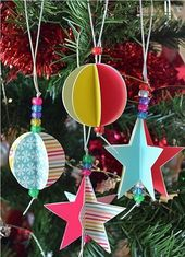 Weihnachts-Bastelideen für ein magisch dekoriertes Zuhause   – DIY ♡ Wohnklamotte