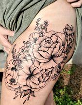 Benötigen Sie einen Namen für meine Biene. Gemacht von Bethany Lackey bei Selfmade Tattoo in Jacksonville …