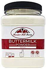 Homemade Buttermilk Hillbilly Housewife In 2020 Sour Cream Cheese Powder Buttermilk