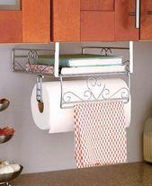 22 Ingeniously Simple Kitchen Storage Ideas and Organizing Tips