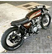 Yeaahh… #caferacer #caferacerculture #caferacerxxx #croig #caferaceroninstagra …   – Cafe racer build