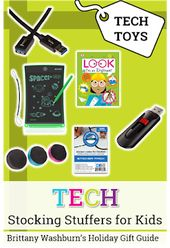 Technology Teaching Resources with Brittany Washburn: Technology Gift Guide for the Holidays