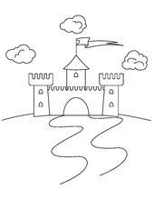 Remote Castles Paginas Para Colorear Paginas Para Colorear Para Ninos
