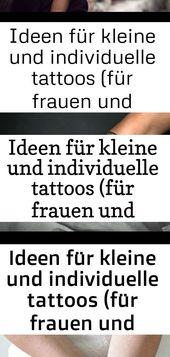 Ideen für kleine und individuelle tattoos (für frauen und männer) 2/2 – hyyperlic 39 6 – Tattoos