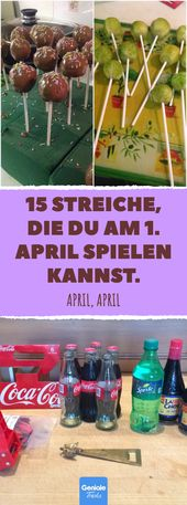 15 pranks you can play on April 1st. 15 …