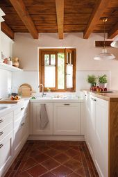 Holiday all year round: wonderful country house in Spain   – Kuche
