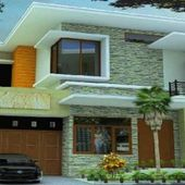 Cat Rumah Minimalis 2017 Tampak Depan Exterior Paint Colors Pinterest And Interiors