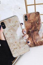 Luxury Gold Glitter Iphone Case – Case Egg