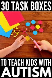 Palms on Studying for Particular Wants Children: 30+ Activity Containers for Autism