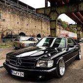 Mercedes W126 560 SEC AMG (1990-1991). 500 @ 500pat. Der Mercedes W126 560 SEC …   – Auto MB