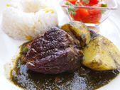Seco de Carne (estofado de ternera con cilantro) – Prepárese para las segundas porciones | PERU DELIGH …   – Peruvian food