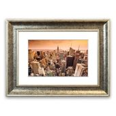 East Urban Home Framed Poster At the top of the world Wayfair.de