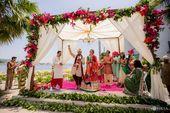 Hotel Maya Long Beach Indian Wedding