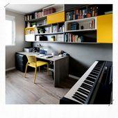 Decore o quarto de um adolescente   – Bureau