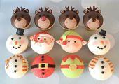 Cuppies   – Weihnachtsdekoration ideen