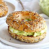 Der beste Avocado-Eiersalat   – Quick & Easy Recipes