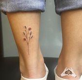 ︙✿ · * #flowertattoos – Flower Tattoo Designs