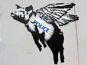 www.facebook.com/… #streetart #art #urban #banksy #graffiti #stencil   – Urban Street Art