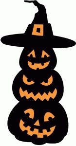 Pumpkin stack