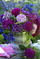 Es ist Urlaubszeit und was gibt es Schöneres, als sich auf DIY-Projekte einzulassen und den Garten zu genießen …