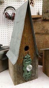 Vogelhauser Deko Wald 25 Ideen Crafts Crafts Deko Ideen