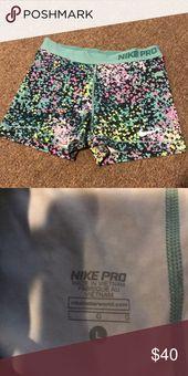 Nike Pro Spandex Shorts Perfekter Zustand Nike Shorts   – My Posh Picks