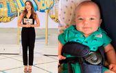 El hijo de Patricia Abravanel juega con su madre en Instagram   – Notícias dos Famosos