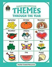 200+ of the Best Preschool Themes and Lesson Plans – Activities