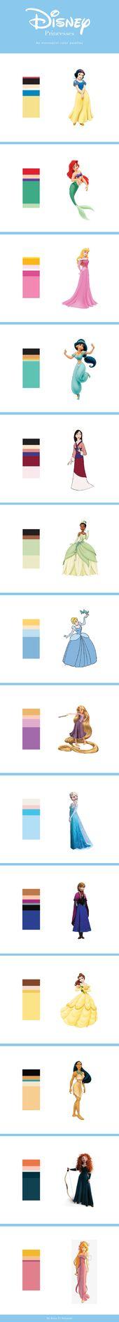 Pantone Farben Spiele in der Innenarchitektur   Pantone, Princess ...