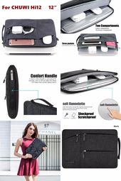 [Visit to Buy] Fashion Sleeve Bag For CHUWI Hi12 T…