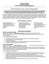 supply chain resume templates supply chain manager in atlanta ga resume timothy nummy resumes pinterest - Supply Chain Resume Templates